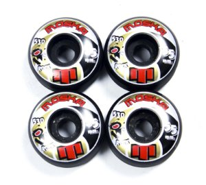 Roda Moska Rock New Black/Gold 55mm 53D
