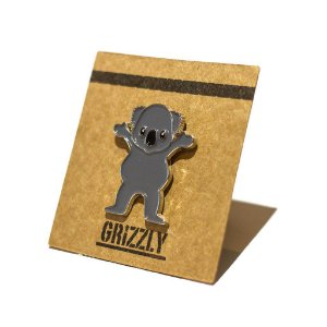 PIN GRIZZLY  b.gKOALA BEAR