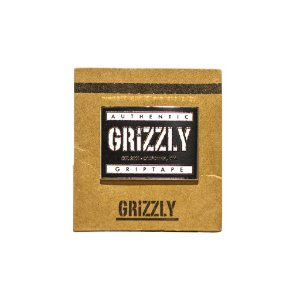 PIN GRIZZLY AUTHENTIC
