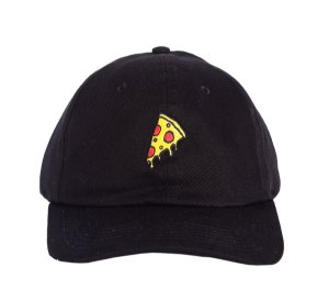 Boné Narina Dad Hat Aba Curva Pizza Strapback