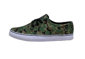 TÊNIS FAITH CO. VOX LT VERDE CAMUFLADO