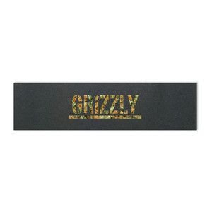 LIXA GRIZZLY T-PUDS WILD STAMP SKATEBOARD GRIPTAPE