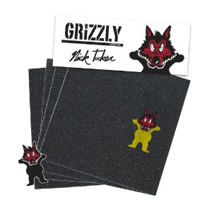 Lixa Grizzly Grip Nick Tucker - 4 partes
