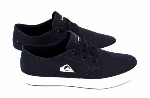 8e119c813fe14 BONÉ QUIKSILVER FECHADO PATCH REFLECTIVE - BLUE BLACK - JD Skate Shop