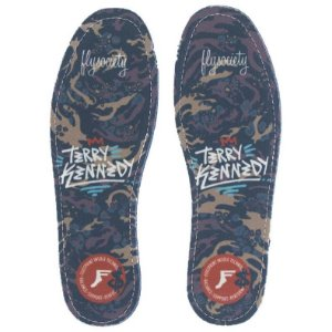 PALMILHA FOOTPRINT INSOLE TECHNOLOGY TERRY KENNEDY