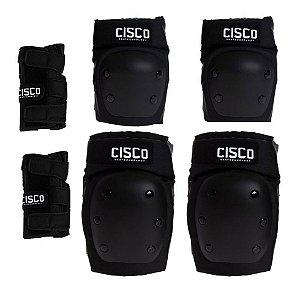 Kit Proteção Cisco Adulto - G
