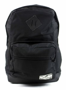 MOCHILA BLACK SHEEP COLLEGE PRETO/PRETO