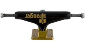 TRUCKS 139MM – HOLLOW LIGHT PRETO/ DOURADO