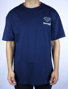 Camiseta Diamond Supply Co logo
