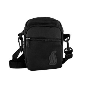 SHOUDER BAG SIMPLE ALL BLACK