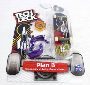 Finger Skate Tech Deck Plan B Joslin serie 7