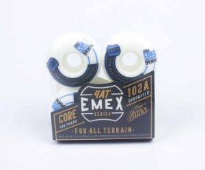 RODA IMPORTADA EMEX 54MM - SERIE 4AT BLUE