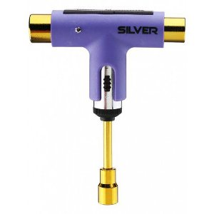 CHAVE NEON PURPLE/GOLD TOOL