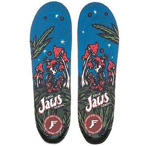 "Palmilha Footprint Elite – Aaron "" Jaws"" Homoki - N° 39 ao 45 BR"