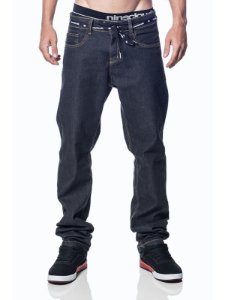 Calça Nineclouds - NC01 - Jeans BLTX Black