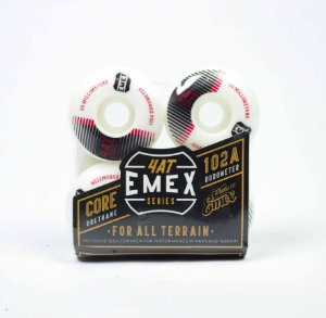 RODA IMPORTADA EMEX 55MM - SERIE 4AT CORE CLASSIC