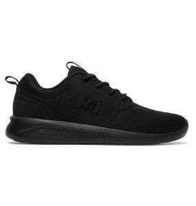 Tênis Dc Shoes Midway - BLACK/BLACK