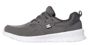 TÊNIS DC SHOE HARTFERD - GREY/WHITE