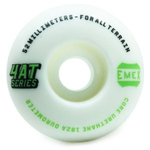 RODA IMPORTADA EMEX 52MM - SERIE 4AT CORE CLASSIC GREEN