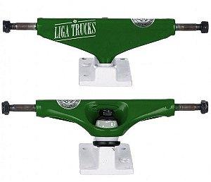 Truck Liga Tradicional LF verde 139mm