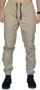 Calça Jogger Your Face - Khaki