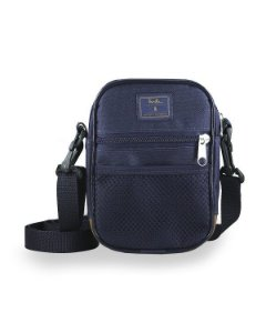 Shouder Bag Simple Prooper Blue