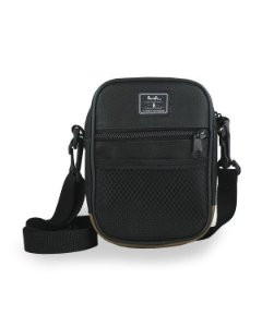 Shouder Bag Simple Prooper Black
