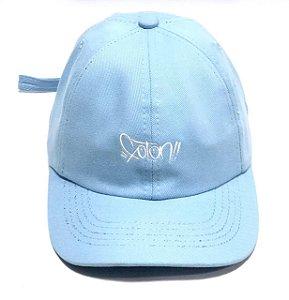 Boné Dad Hat Foton Tag - Azul