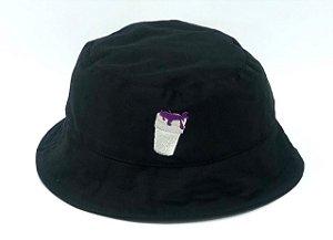 Bucket Hat Catu Street wear - Preto