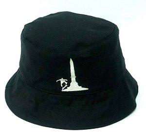 Bucket Hat Catu Street wear Praça7 - Preto