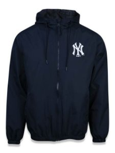 JAQUETA WINDBREAK CORTA-VENTO NEW YORK YANKEES MLB - MARINHO