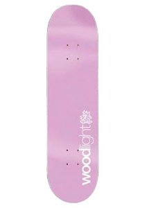"Shape Wood light Fiber Glass Skater Basic 8.0"" + lixa Grátis"