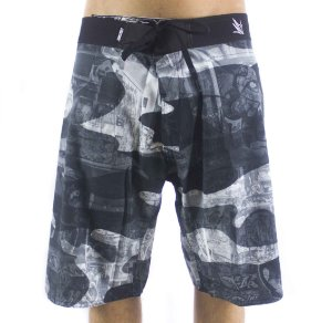 BERMUDA BOARDSHORTS CHRONIC CAMU 077