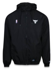 JAQUETA WINDBREAK CORTA-VENTO NEW ERA CHICAGO BULLS NBA
