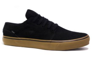 TENIS LEJON FOOTWEAR EARTH - PRETO/NATURAL