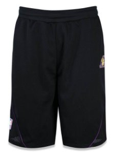 BERMUDA BASQUETE NEW ERA PERFORMANCE LOS ANGELES LAKERS NBA
