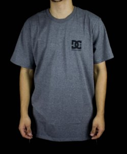 CAMISETA DC SHOES BASIC STAR MESCLA DARK