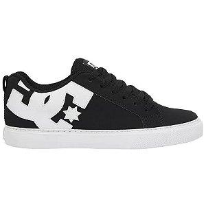 Tênis Dc Shoes Court Graffik Black ( EXCLUSIVO )