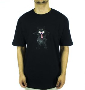 CAMISETA GRIZZLY NICK TUCKER PRO BEAR TEE - BLACK