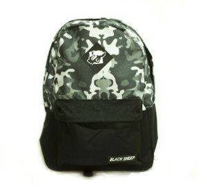 MOCHILA BLACK SHEEP COLLEGE SUBLIMADA CAMMO