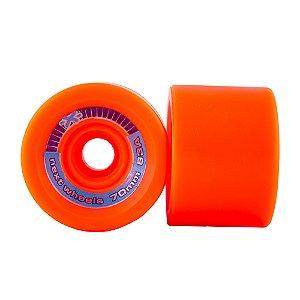 Roda Moska Skate Next 71mm 83a Fabricante: Moska