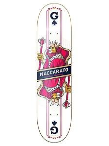 "Shape importado maple Nineclouds Promodel Gian Naccarato Cards Rani 7.87"" + Lixa emborrachada Grátis"