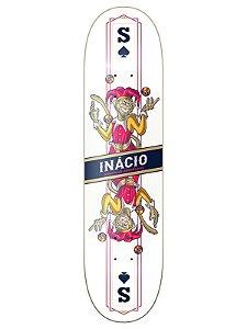 """Shape importado maple Nineclouds Promodel Stanley Inacio Cards Rani 7.87"""" + Lixa emborrachada Grátis"""