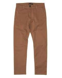 Calça Simple Chino Caramelo