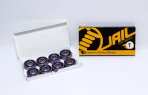 Rolamento Skate Jail Original Abec 7 Kit C/8