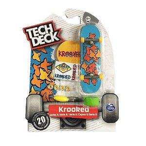 Fingerboard Tech Deck Krooked Serie 8
