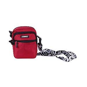 Shoulder Bag Chronic - Vermelha - Arma E Malole