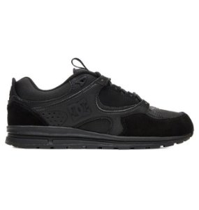 TÊNIS DC SHOES KALIS LITE SE IMP - BLACK/BLACK/BLACK ( EXCLUSIVO )