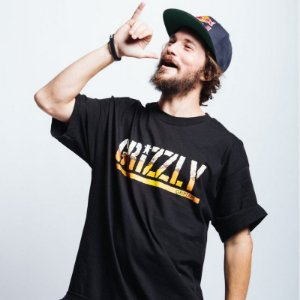 Camiseta Grizzly Brew T-Shirt Black