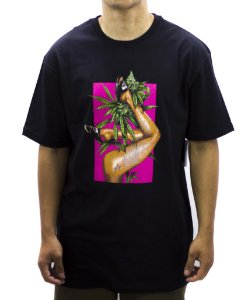 CAMISETA DGK ALL IN - BLACK